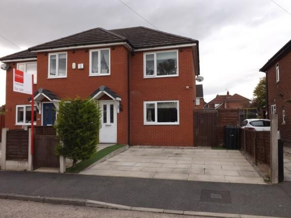 Thumbnail Semi-detached house for sale in Neville Cresent, Warrington, Penketh