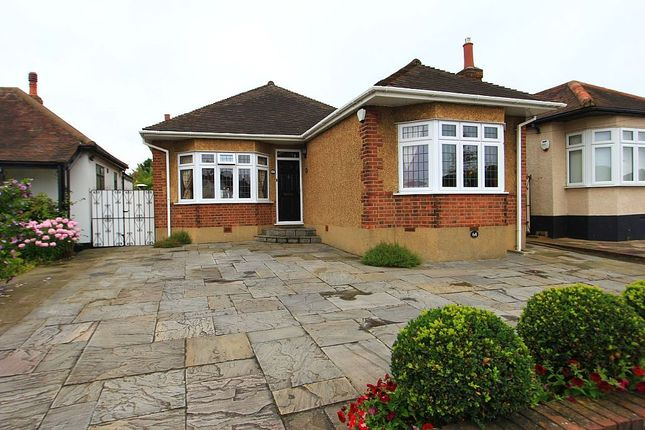 Thumbnail Detached bungalow for sale in Church Road, Harold Wood, Romford, Essex