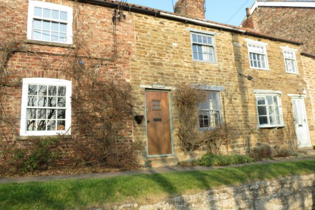 Thumbnail Cottage to rent in East End, Sheriff Hutton