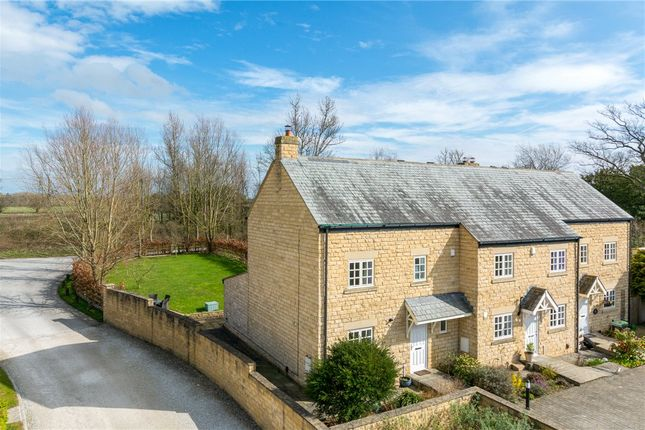 Thumbnail End terrace house for sale in Montagu Way, Wetherby, West Yorkshire