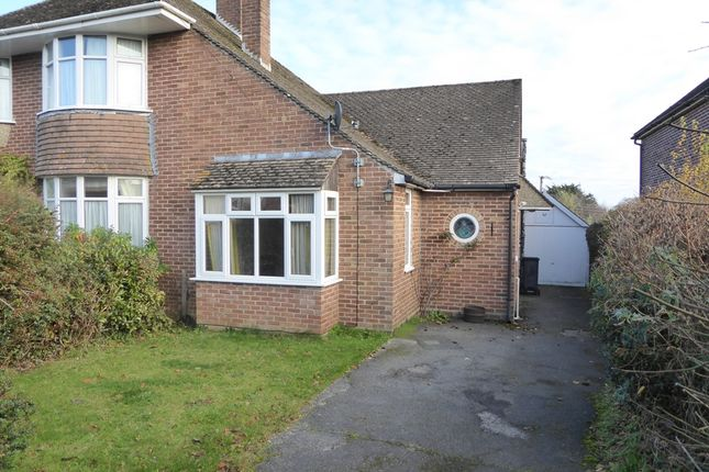 Thumbnail Semi-detached bungalow for sale in Helena Road, Yeovil