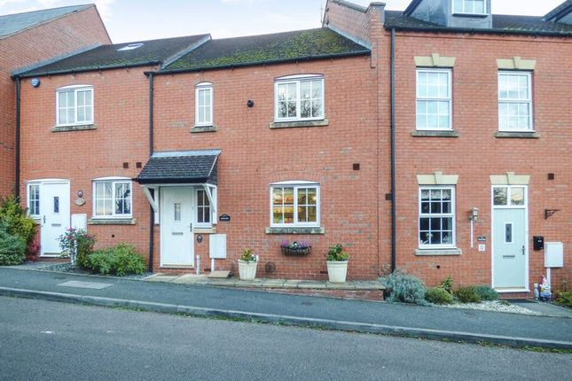 Thumbnail Terraced house for sale in Hurdlers Lane, Snitterfield, Stratford-Upon-Avon