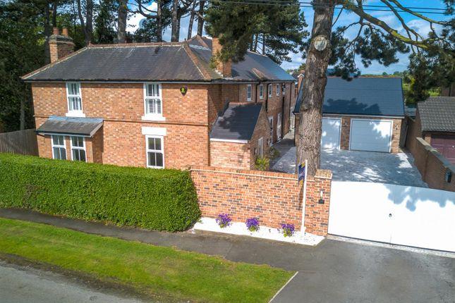 Thumbnail Detached house for sale in Fellside Lodge, Cole Lane, Borrowash