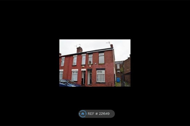 Thumbnail End terrace house to rent in Stanley Avenue, Manchester