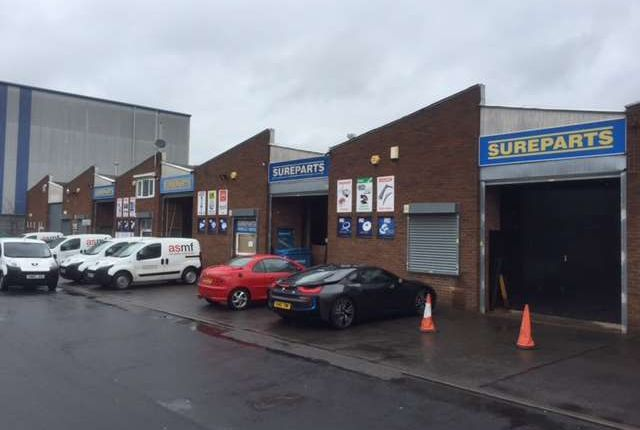 Commercial property for sale in Howard Road, Redditch, Worcs