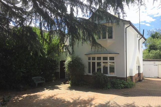 Thumbnail Detached house to rent in Canons Drive, Edgware, Middlesex