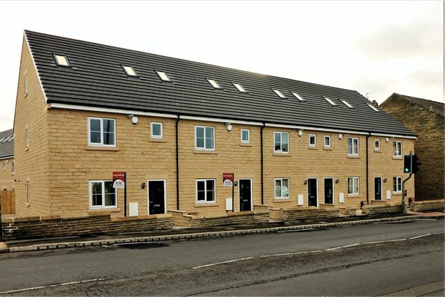 Thumbnail Town house to rent in Hoyland Road, Hoyland Common, Barnsley, South Yorkshire
