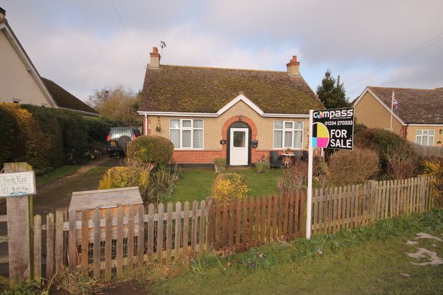 Thumbnail Detached bungalow for sale in Bedford Road, Great Barford