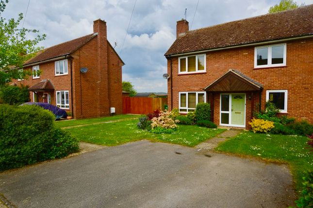 2 bed semi-detached house to rent in Coniston Road, Edith Weston, Oakham LE15