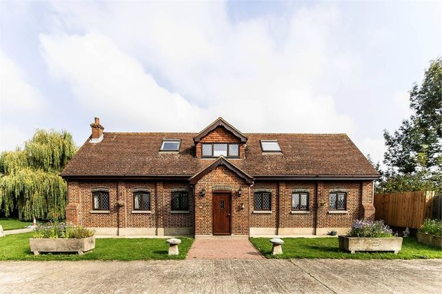 Thumbnail Detached house to rent in Dorney, Windsor, Berkshire
