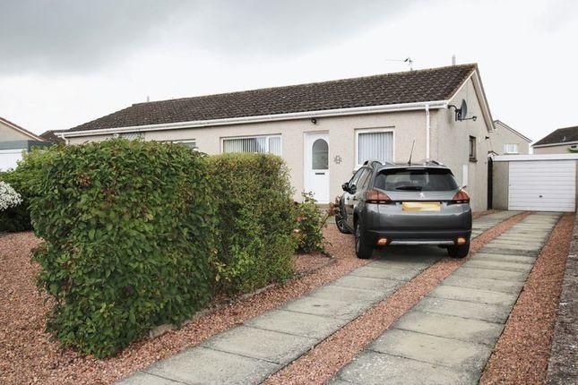 Thumbnail Semi-detached bungalow for sale in Chapman Drive, Carnoustie