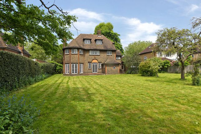 Thumbnail Detached house for sale in Sheridan Road, Merton Park, London