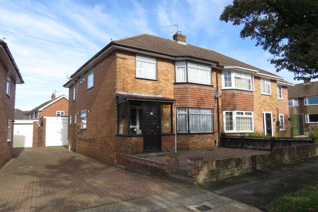 Thumbnail Property to rent in Morley Road, Basingstoke
