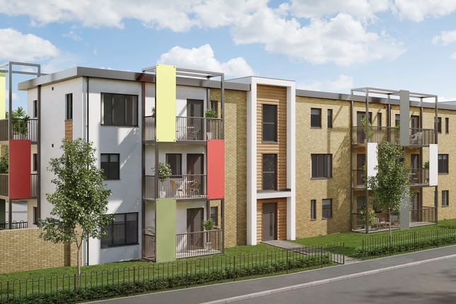 """Thumbnail Flat for sale in """"The Tudor Block F"""" at Cowdray Avenue, Colchester"""