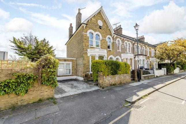 Thumbnail Semi-detached house for sale in Algernon Road, London, Lewisham