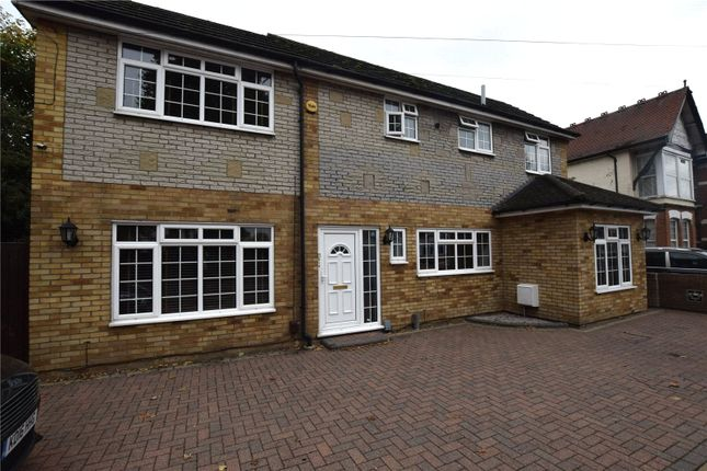 Thumbnail Detached house for sale in Lawrence Road, Heath Park, Essex