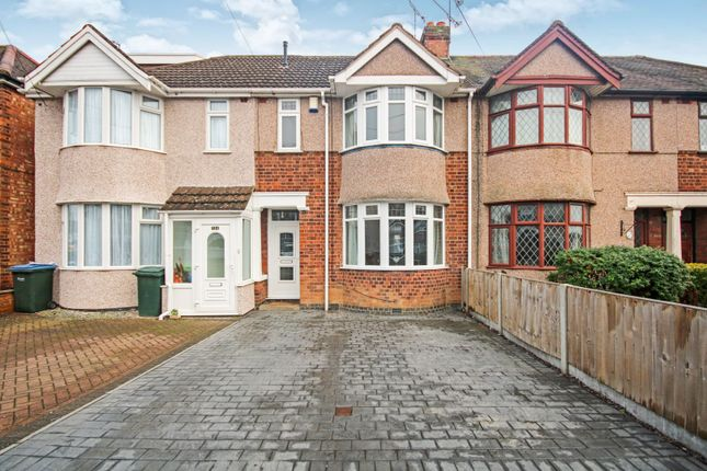 Front View of Birchfield Road, Coventry CV6