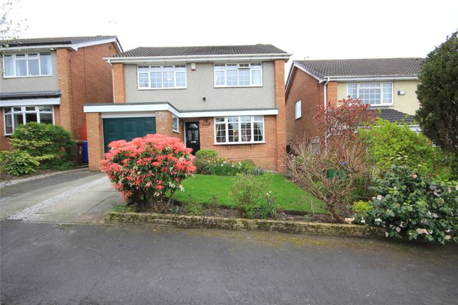 Thumbnail Detached house for sale in Yeomans Close, Milnrow, Rochdale