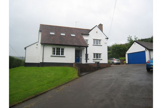 Thumbnail Detached house for sale in Llangybi, Usk
