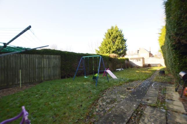Garden of Rosedale Road, Northampton, Northamptonshire NN2