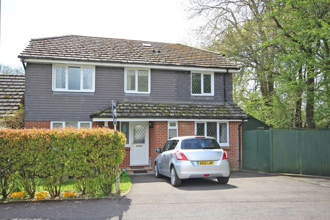 4 bed detached house for sale in Doe Copse Way, New Milton