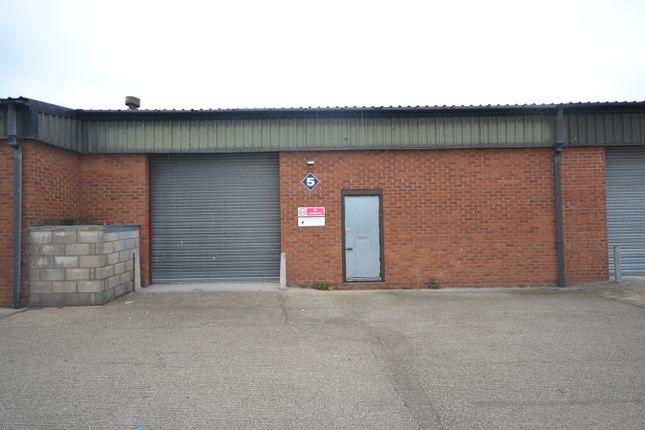 Thumbnail Industrial to let in Pensarn Industrial Estate, Pensarn