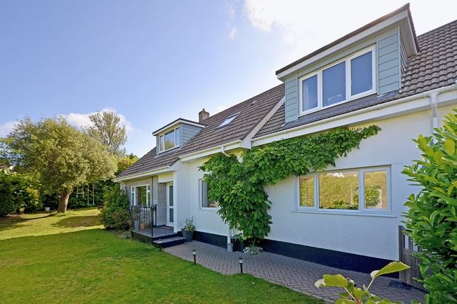 Thumbnail Detached house for sale in Lanyon Road, Playing Place, Truro