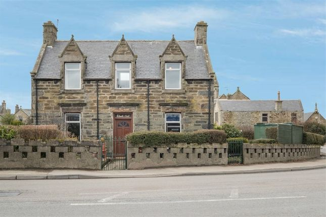 Thumbnail Detached house for sale in Moss Street, Keith, Moray