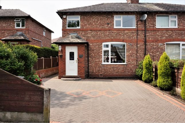 Thumbnail Semi-detached house to rent in Stamford Avenue, Altrincham