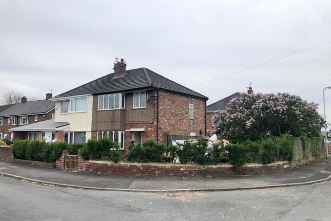 Thumbnail Semi-detached house for sale in Wheeler Drive, Melling, Liverpool