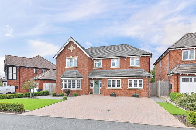 Thumbnail Detached house for sale in Brookhouse Mews, Sutton Coldfield