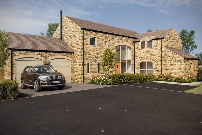 Thumbnail Detached house for sale in Barnsley Road, Flockton, Wakefield