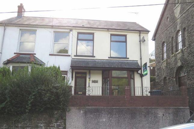 Thumbnail Semi-detached house for sale in Ynysybwl, Pontypridd
