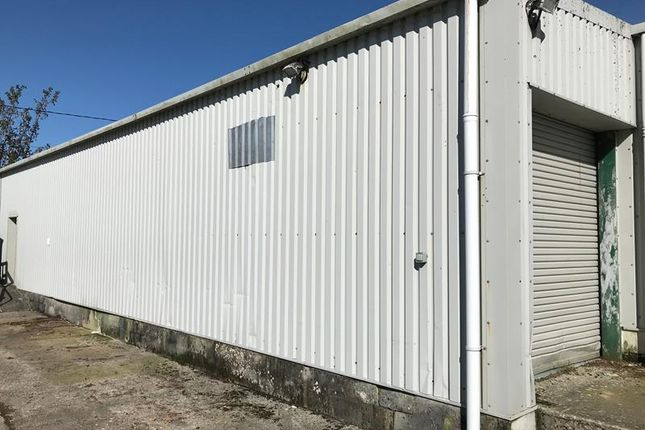 Thumbnail Light industrial to let in 1C, Polhilsa Business Park, Callington, Cornwall