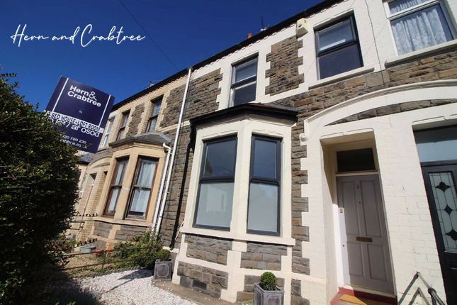 3 bed terraced house to rent in Cardiff Road, Llandaff, Cardiff CF5