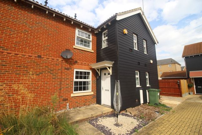 Thumbnail Terraced house to rent in Mallow Road, Minster On Sea, Sheerness
