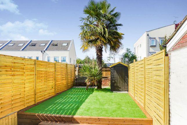 Rear Garden of Leyton Road, Southampton SO14