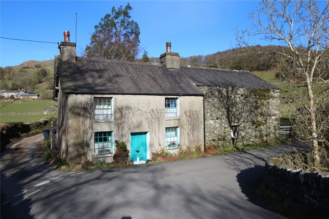 Thumbnail Detached house for sale in Bridge Cottage, Broughton Mills, Broughton-In-Furness, Cumbria