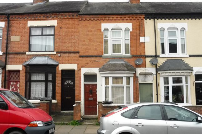Thumbnail Terraced house for sale in Oban Street, Newfoundpool, Leicester