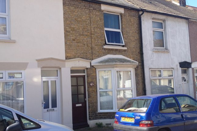 Thumbnail Terraced house for sale in Unity Street, Sheerness