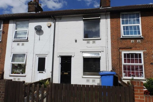 2 bed terraced house for sale in Chevallier Street, Ipswich, Suffolk