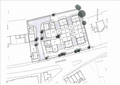 Thumbnail Land for sale in Premier House Site, Selby Road, Askern, Doncaster, South Yorkshire