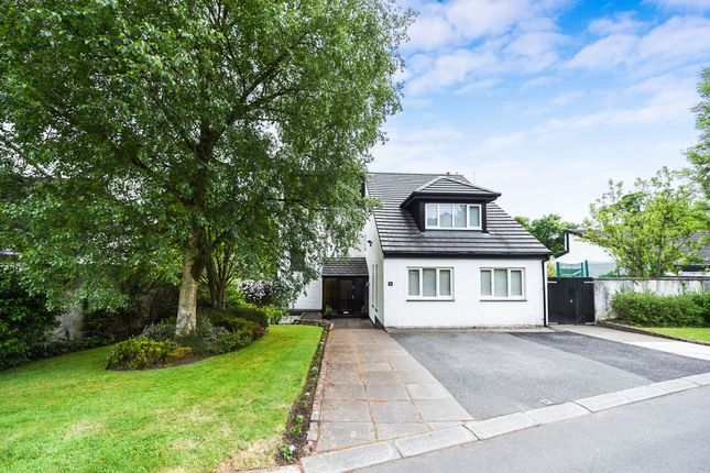 Thumbnail Detached house for sale in The Paddock, Perceton, Irvine