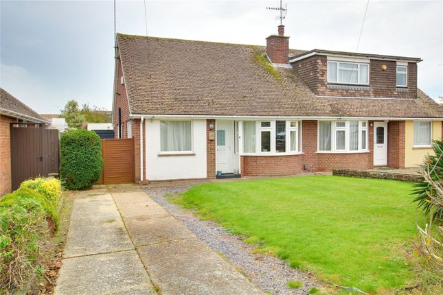 Thumbnail Bungalow for sale in Keswick Close, Goring By Sea, West Sussex