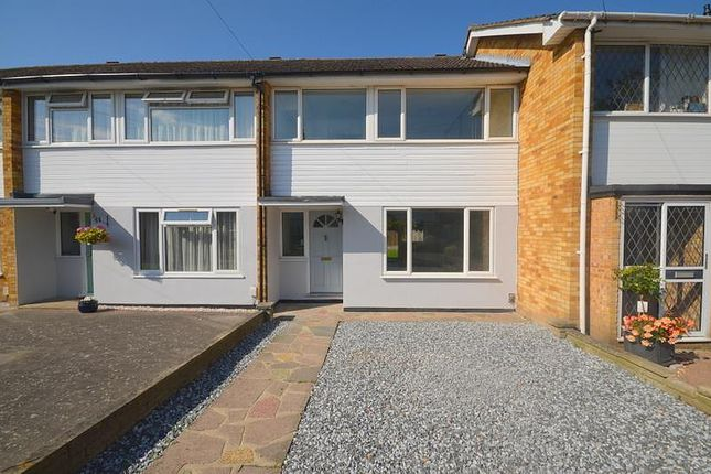 Thumbnail Property to rent in West Malling Way, Hornchurch