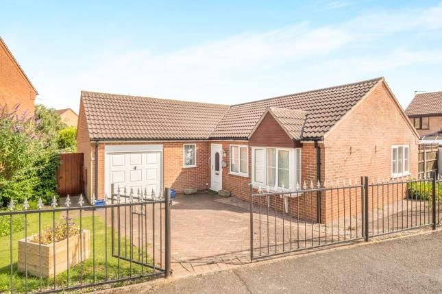 Thumbnail Bungalow for sale in Charingworth Road, Oakwood, Derby, Derbyshire