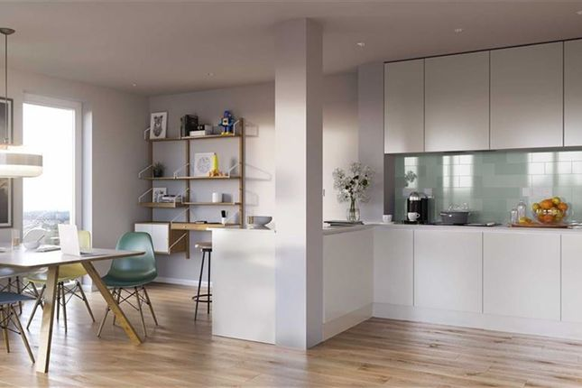 Thumbnail Flat for sale in 11 Mapleton Crescent, Wandsworth
