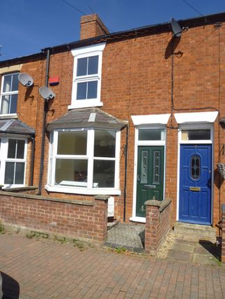 Thumbnail Terraced house to rent in Augustus Road, Stony Stratford