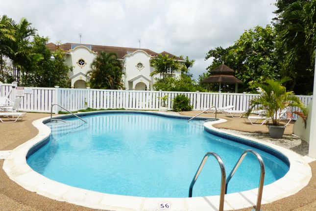 Communal Pool of Ridge View Eststae 42, Ridge View, Christ Church, Barbados