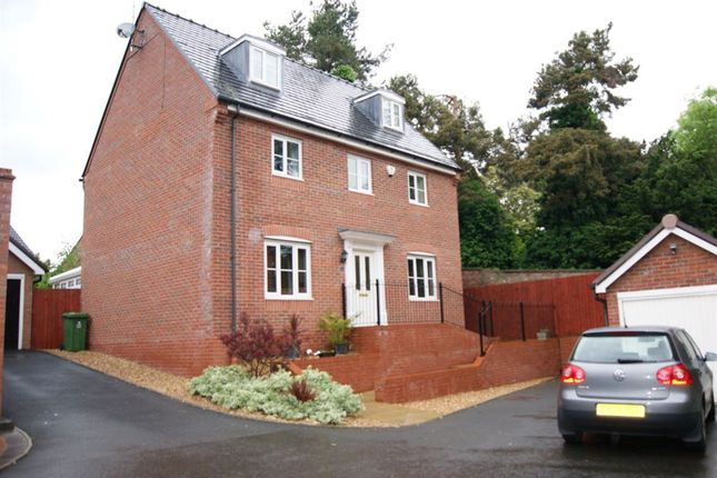 Thumbnail Property to rent in Acton Hall Walks, Wrexham